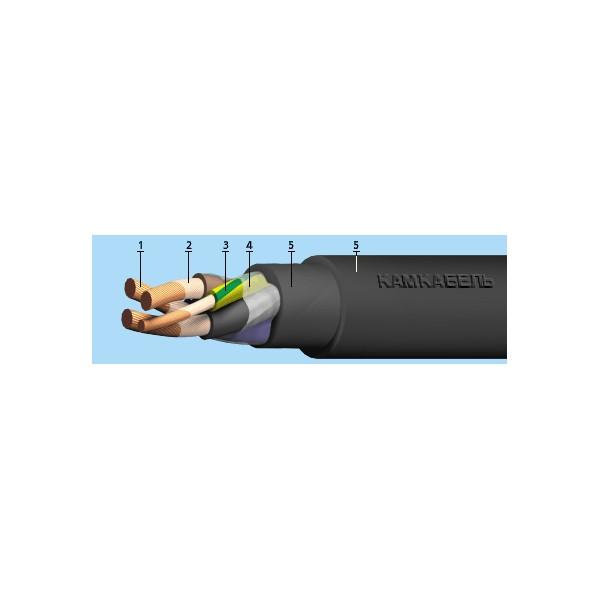 кабель ввгнг hf 5х4 цена
